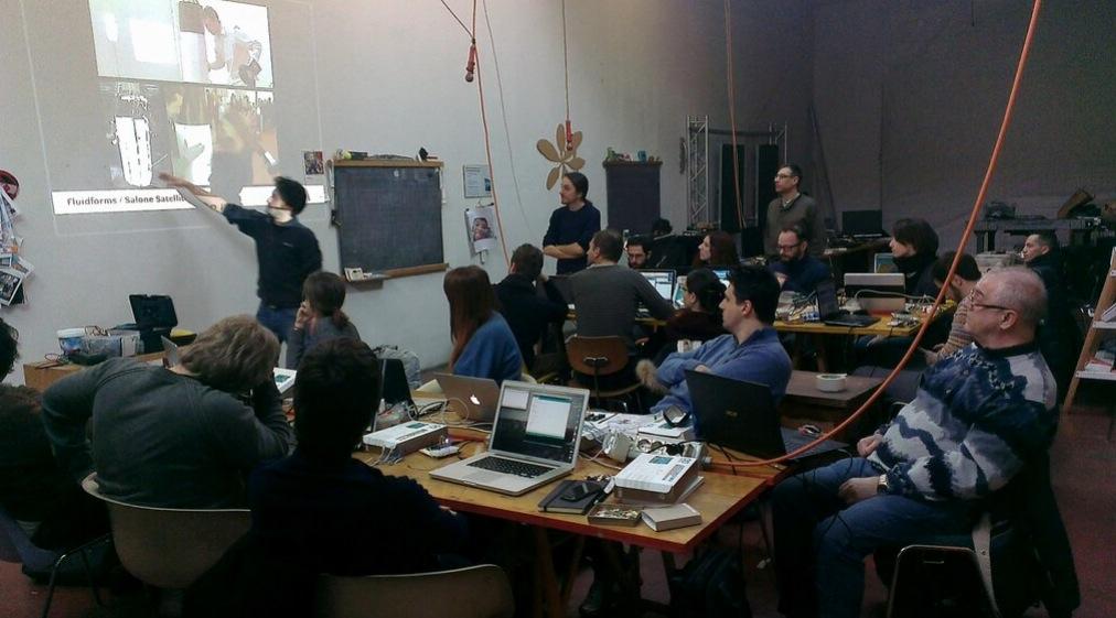 Arduino workshop - Foto di Ale Masserdotti