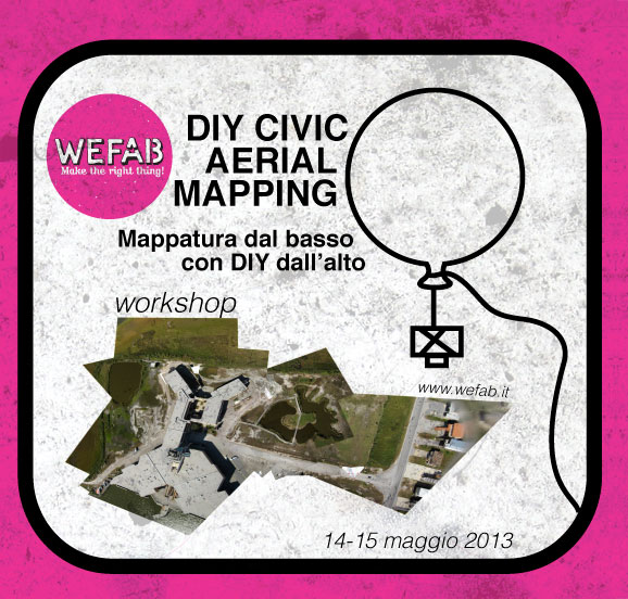aerial mapping workshop